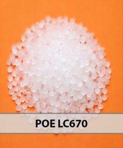 پلی الفین الاستومر LC670